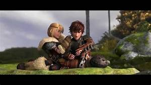 "HOW TO TRAIN YOUR DRAGON 2 - ""Hiccup & Astrid"" Clip - YouTube"