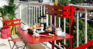 Table De Balcon Pliante : table balcon bistro table pliante pour balcon ~ Melissatoandfro.com Idées de Décoration