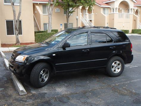 maddogkia05 2005 kia sorentoex sport utility 4d specs modification info at cardomain