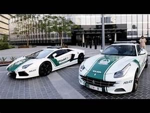 Voiture Police Dubai : dubai police cars youtube ~ Medecine-chirurgie-esthetiques.com Avis de Voitures