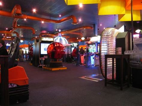 dave busters  alabama states  location
