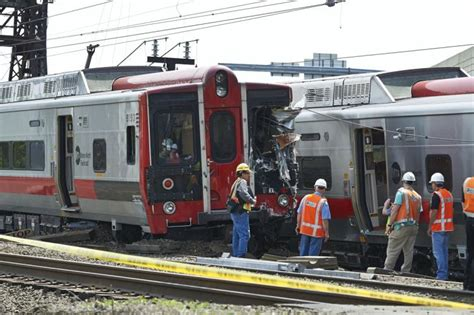 Amtrak Crash Other Recent Rail Crashes With Nyc Links