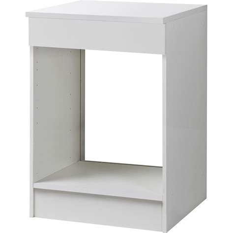 four cuisine encastrable meuble tele blanc laque swyze com