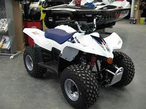 Quad Suzuki 50 : suzuki ltz 50 quadsport 2014 new atv for sale in perth ontario ~ Medecine-chirurgie-esthetiques.com Avis de Voitures