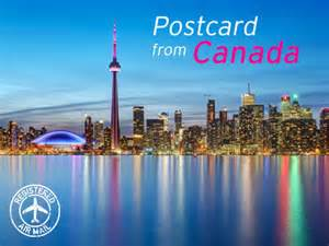The Citi Blog - Postcard from Canada