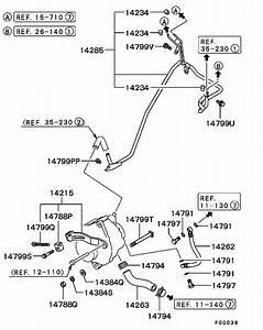 Mitsubishi L200 Vacuum Diagram