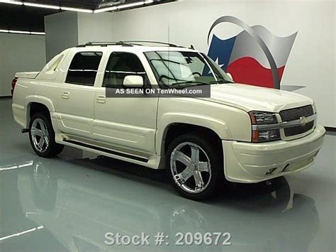 southern comfort automotive 2006 chevy avalanche southern comfort 22 s 38k