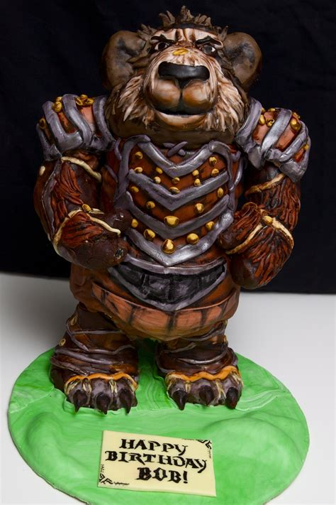 world  warcraft cake cakecentralcom