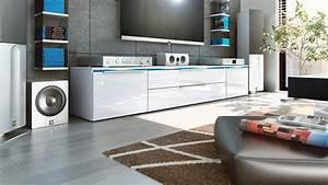 Moderne Tv Lowboards : tv lowboard wei modern ~ Whattoseeinmadrid.com Haus und Dekorationen