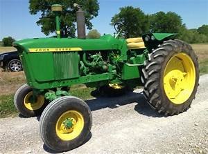 1962 John Deere 3010 Lp Row Crop