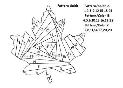iris folding templates 12 paper folding templates psd free premium templates