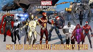 marvel, heroes, my, top, 10, favorite, costumes, of, all, time