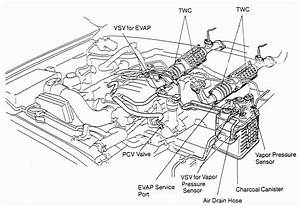 97 Camry 4 Cyl Engine Diagram