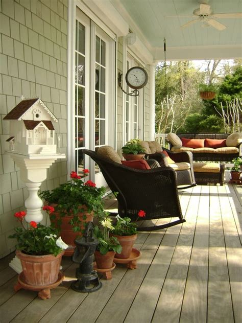 Southern Style Porches by Front Porch Southern Style Traditional Porch