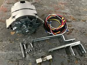 Ford Naa Jubilee Tractor 12 Volt Alternator Alt Conversion