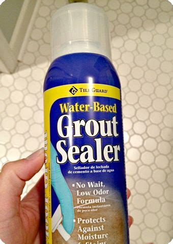 1000 ideas about grout sealer on how to seal