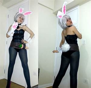 Riven Battle Bunny by AnnaPerci on DeviantArt