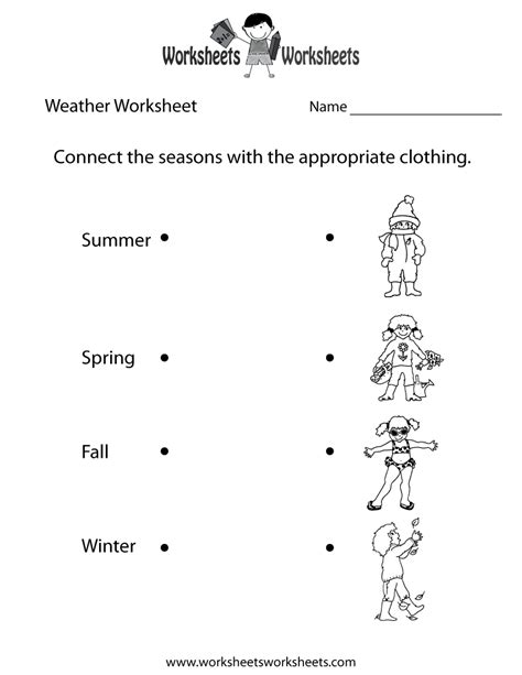 12 Best Images Of Weather Math Worksheets  Printable Weather Worksheets, Weather Words