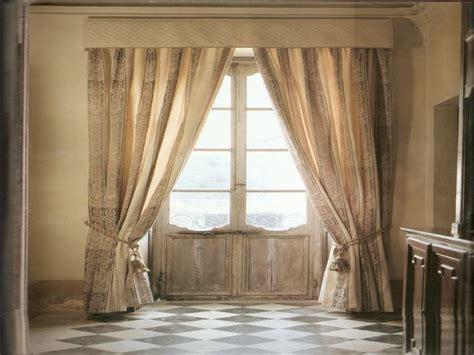 Tende A Pacchetto Con Mantovana by Tende Per Interni Tappezzeria Gloria Roma