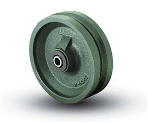 wheels schienen schieberolle seilrollen v f 246 rmige lauffl 228 che 216 150mm