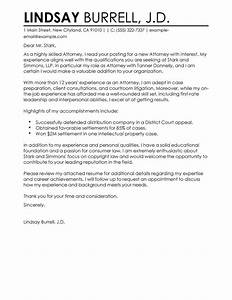 attorney cover letter examples legal cover letter With cover letters for attorneys