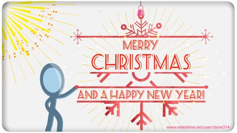 Christmas Wishes After Effects Templates by Christmas Wishes Holidays After Effects Templates F5