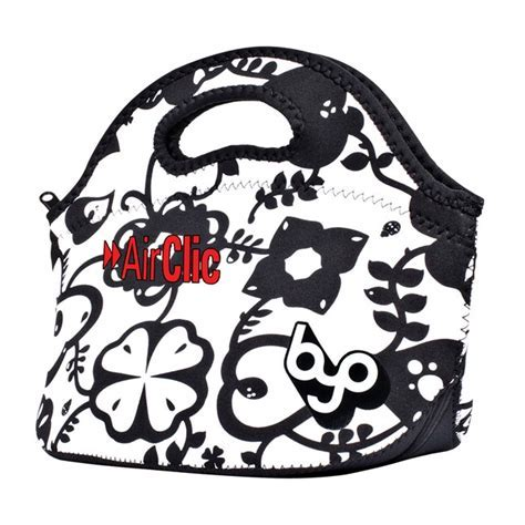 BYO Neoprene Rambler Lunch Bag, Promo and Private Label