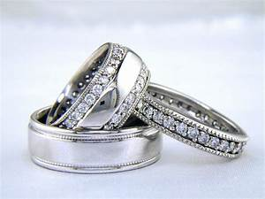 modern style wedding ring sets with cheap wedding rings With modern wedding rings for her