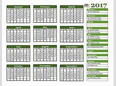 Islamic Calendar 2018 free excel templates