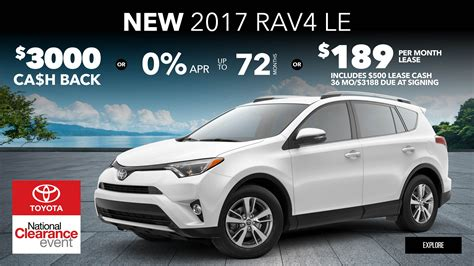 Wilder Toyota by Current New Toyota Specials Offers Wilde Toyota