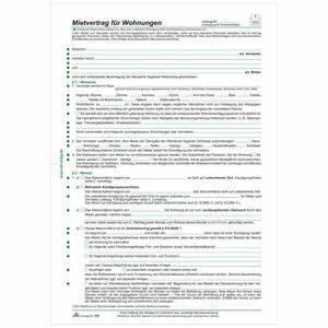 Mietvertrag Für Wohnungen : rnk mietvertrag 525 f r wohnung 6 seiten a4 ebay ~ A.2002-acura-tl-radio.info Haus und Dekorationen