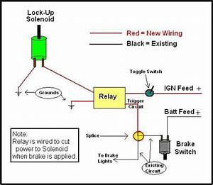 4l60e Lock Up Wiring Diagram