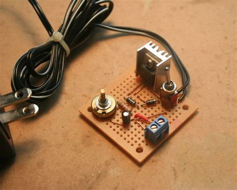 How Build Bench Top Power Supply