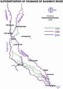 Fluvial Dynamics of Baghmati River