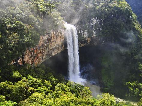 Waterfall Picture Hd by Beautiful Scenic Waterfall Hd Wallpaper Wallpapersqu