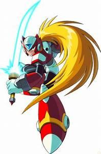 Zero (Mega Man) - Wikipedia