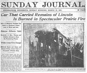 Lincoln's Funeral Train   Living Lincoln