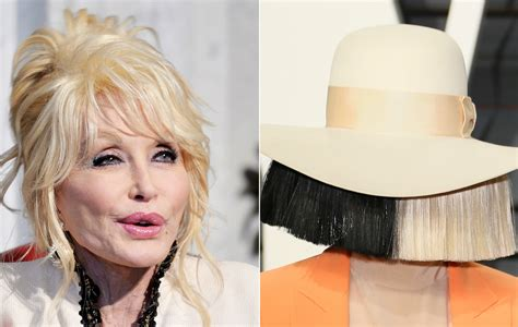 Sia And Dolly Parton Record New Version Of 'here I Am' For