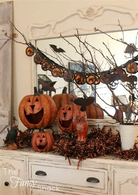 rustic halloween decor ideas feed inspiration