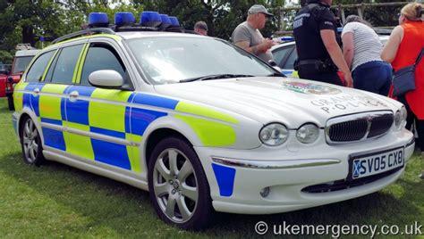 Sv05 Cxo Grampian Police Jaguar X-type