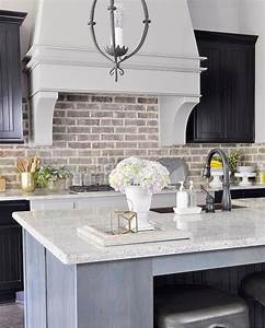 best 25 modern rustic kitchens ideas on pinterest With kitchen colors with white cabinets with nyc framed wall art