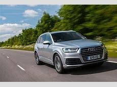Audi Q7 has big dimensions but small running costs, road