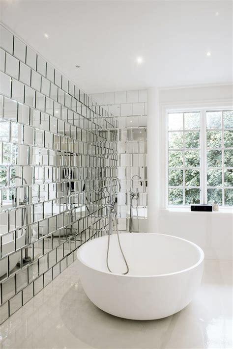 marvelous interior designs  dramatic mirrors