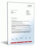 Einverständniserklärung Filmaufnahmen Muster : gesch ftsbriefe vorlage pdf doc f r business korrespondenz ~ Themetempest.com Abrechnung