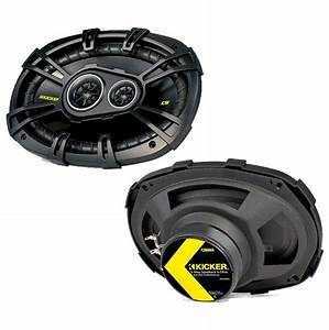 Kicker Car Speakers : kicker cs6934 car audio 6x9 3 way 300 watt full range ~ Jslefanu.com Haus und Dekorationen