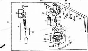 Honda Atc 200 Carb Diagram