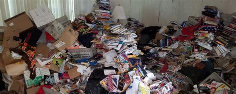 hoarding affect    loved  nj home