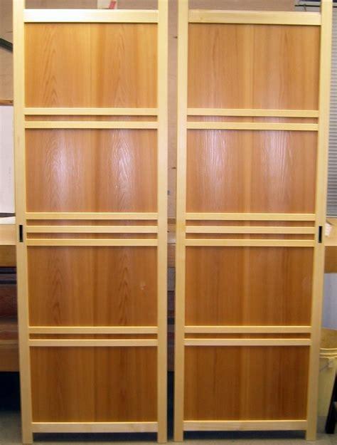 custom made sliding japanese doors amado by 3 sticks
