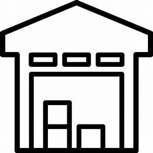 Warehouse Icon – free icons