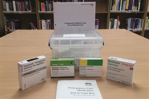 Facilitating Anticipatory Prescribing In End-of-life Care